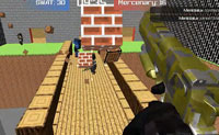 http://www.funnygames.co.uk/blocky-combat-swat-2.htm