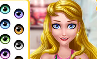 Modern Princess: perfect make up