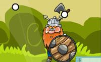 Trening dla wikingów