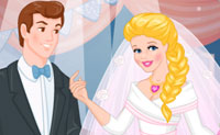 Now and Then Princess Wedding