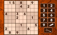 Klasyczne Sudoku