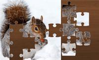 Świąteczne puzzle