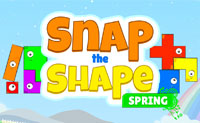 Snap the Shape: Wiosna