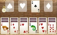 Solitaire du far west