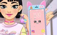 Tomoko's Kawaii Mobieltje