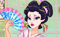Fashion: Geisha