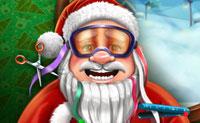 Santa's Haircuts