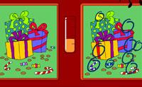 Zoek de verschillen met Sinterklaas