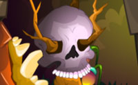 Skull Land Escape