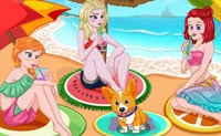 Princess Beach Party