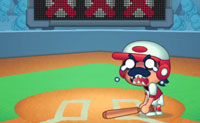 Baseball herói