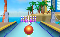 Bowling Spiaggia 3D