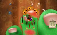 Halloween lekarz paznokci