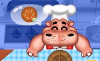 Nijlpaard Pizza