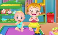 Baby Hazel Sibling