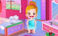 Baby Hazel Ballerina