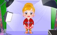 Baby Hazel Fotoshoot