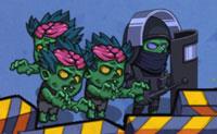 Zombie Idle