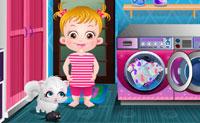 Baby Hazel Laundry