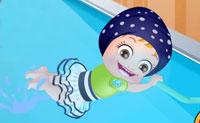 Baby Hazel Nadar